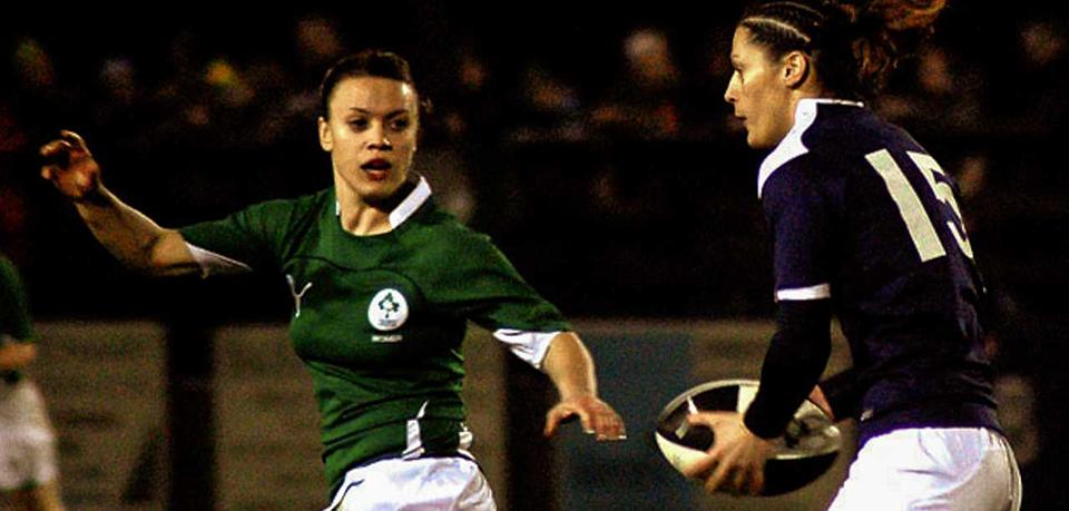 Women: France 8 Ireland 7