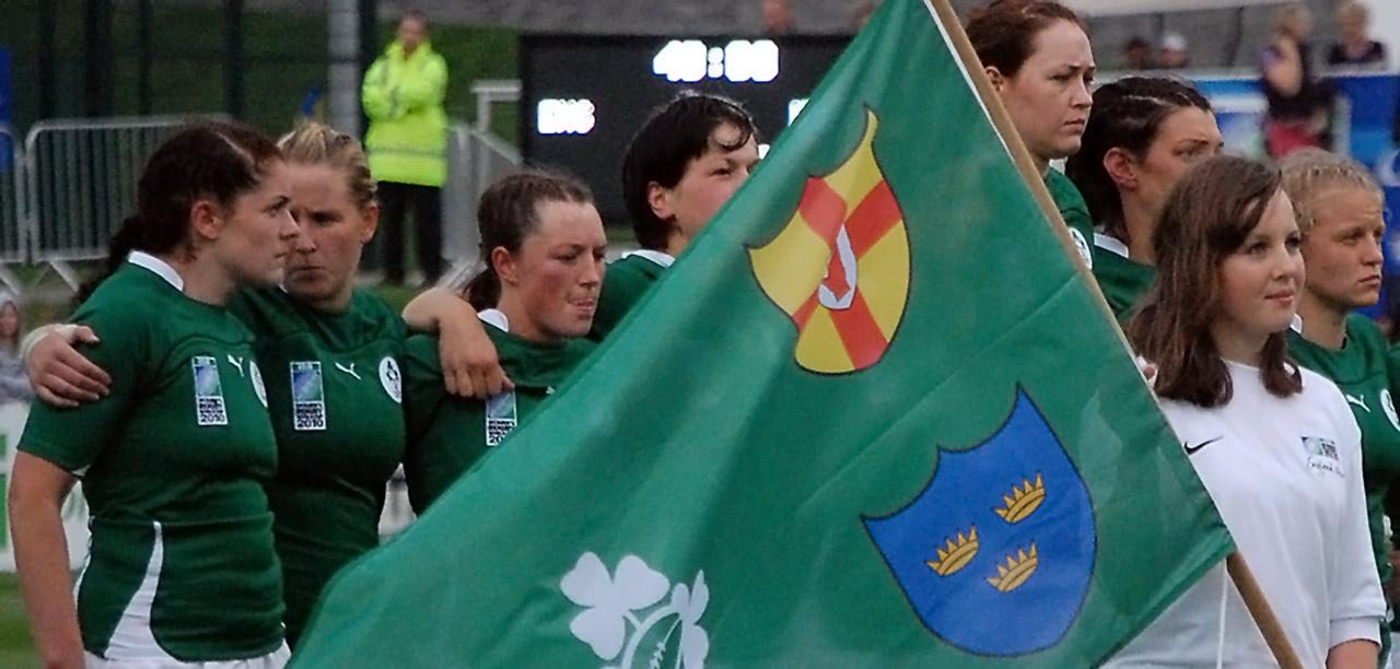 Women: Teams for England v Ireland.