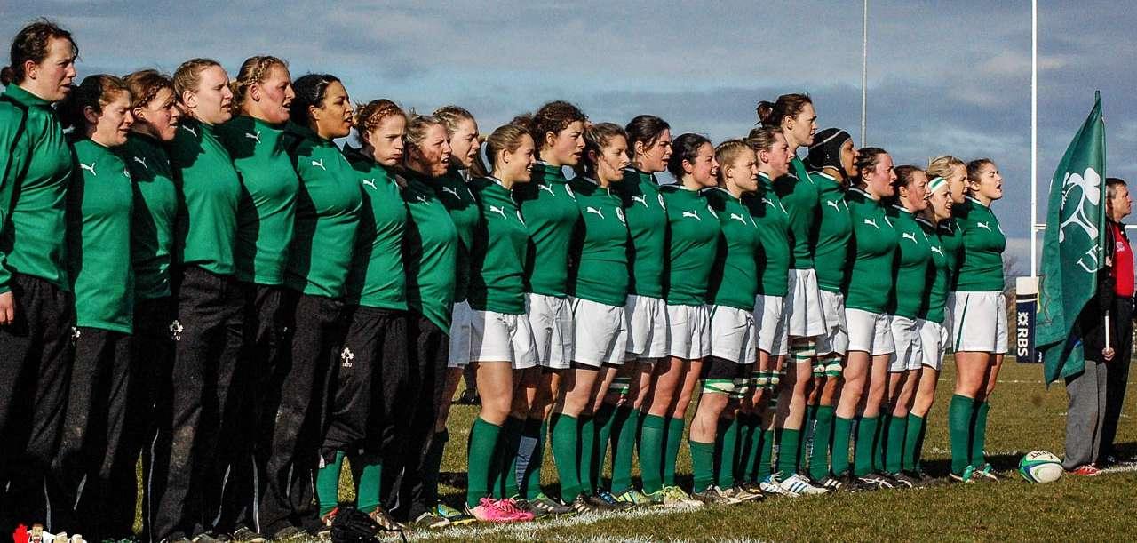 Women: Same again, again for Ireland v France