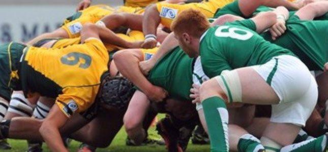 Ulster's Joyce will be looking for a beak in Ireland U20's JWC match against Fiji tomorrow afternoon.