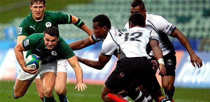 JWC2014: Ireland secure semi-final spot with win against Fiji