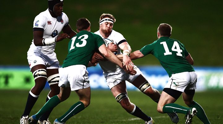 JWC2014: Ireland thumped by England!