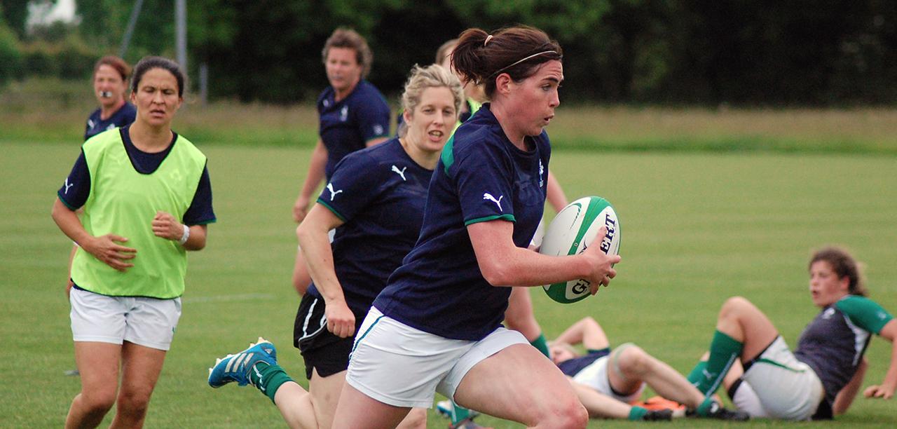 2014 WRWC: Ireland Training Squad Catch-Up
