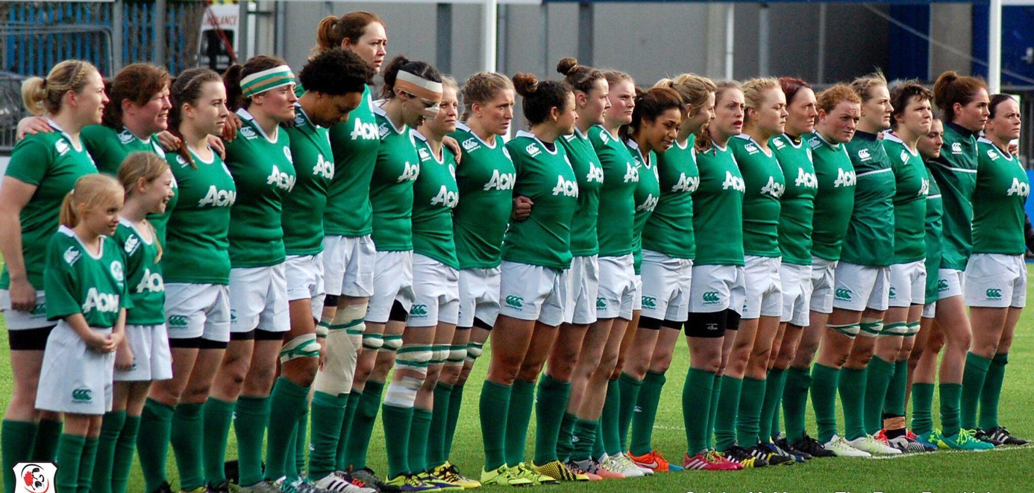 RBS6N: Teams up for England v Ireland Women.