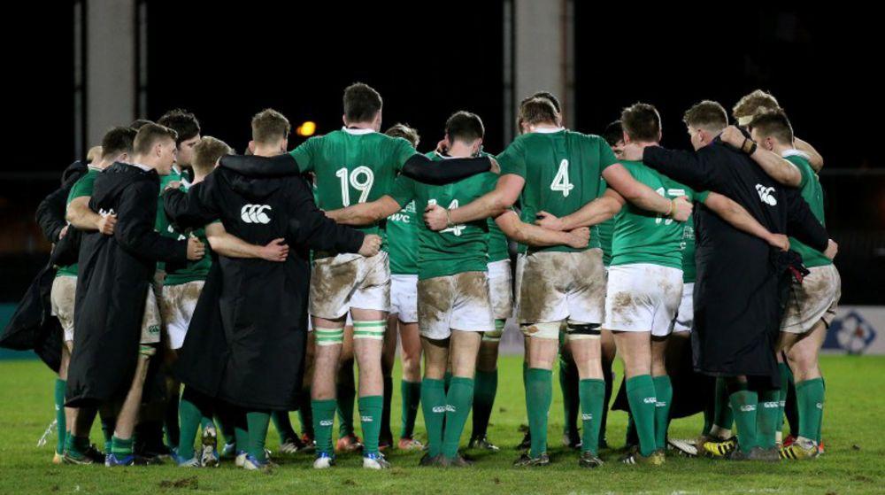 RBS6N: Teams up for Ireland v Scotland Under 20's