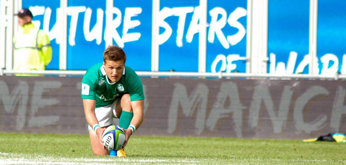 Johnny McPhillips, Ireland U20