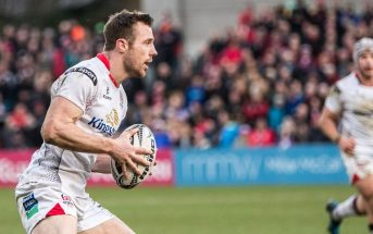 Tommy Bowe, Ulster Rugby, Guinness PRO12