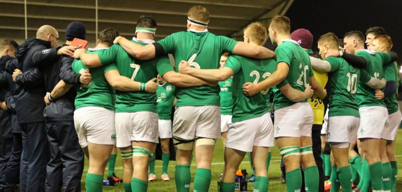 Ireland U20, RBS U20 Six Nations