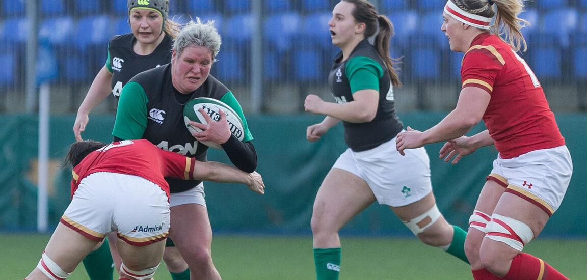 Teams up for Scotland Women v Ireland Women
