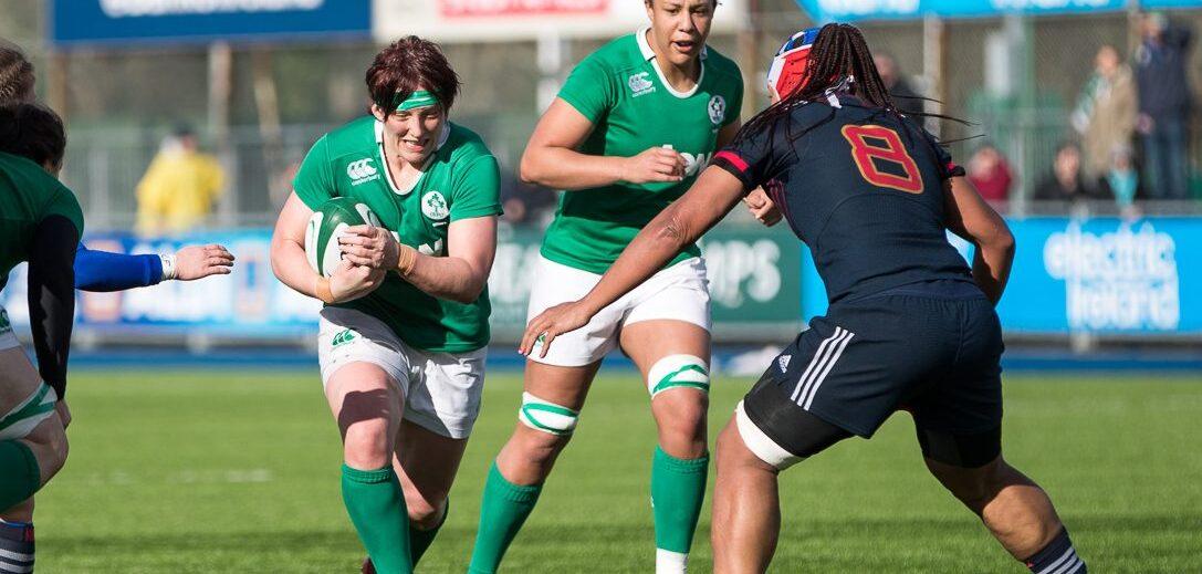 Ireland Women set up St Patrick's day showdown!