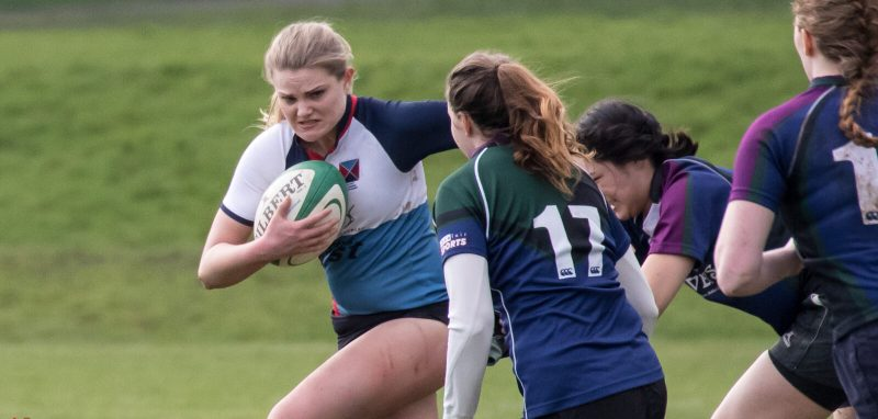 Liadh Broughton, Belfast Harlequins Women, Ulster Women's Development League