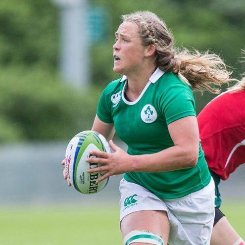 Ashleigh Baxter, Ireland Women