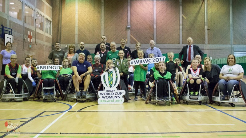 Ulster Barbarians, Wheelchair Rugby