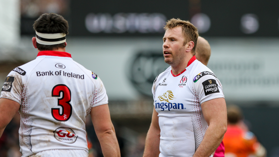 Roger Wilson, Ulster Rugby