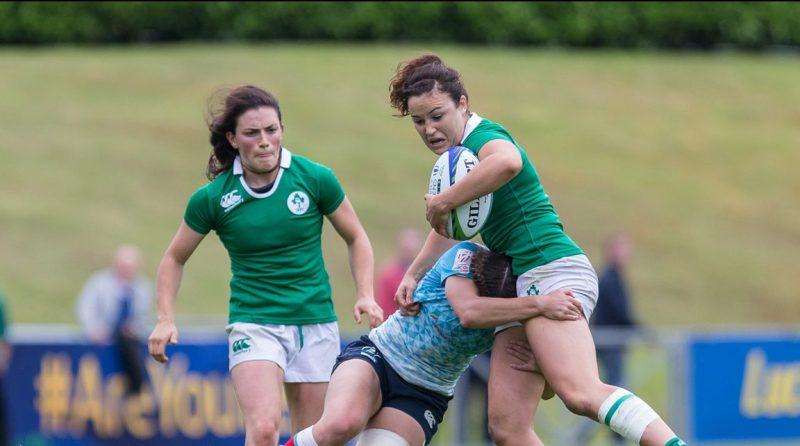 Louise Galvin, Ireland Women Sevens