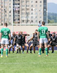 Ireland U20, New Zealand U20, 2017 World Rugby U20 Championship