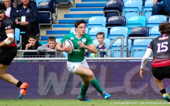 Ireland Men Sevens, Hugo Keenan