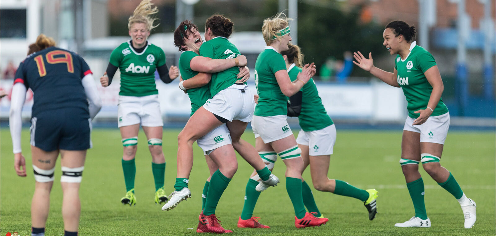 WRWC2017: High risk selection for Ireland Women