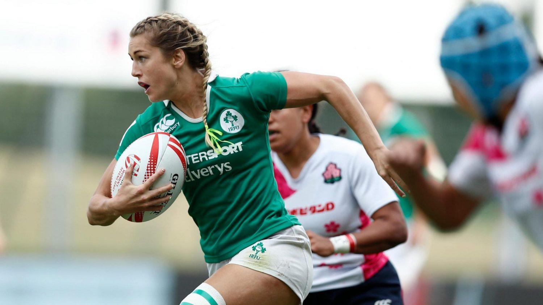 Megan Williams, Ireland Women Sevens