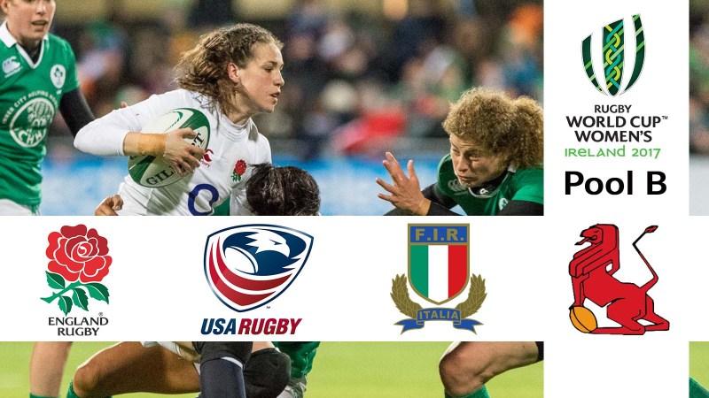 2017WRWC, WRWC2017, 2017 Women's Rugby World Cup