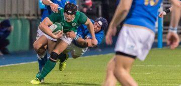 Under 20: Teams up for Ireland v Wales.