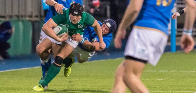 Under 20: Teams up for Ireland v Wales.