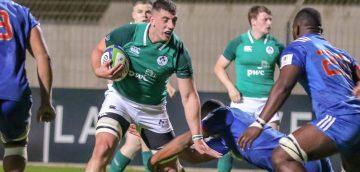 U20 World Championship: Teams up for Ireland v Georgia