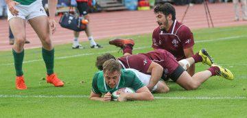 U20 World Championship: Ireland 20 Georgia 24