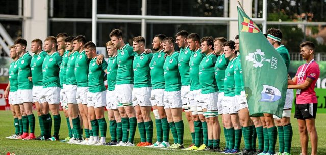 U20 World Championship: Ireland 29 Scotland 45