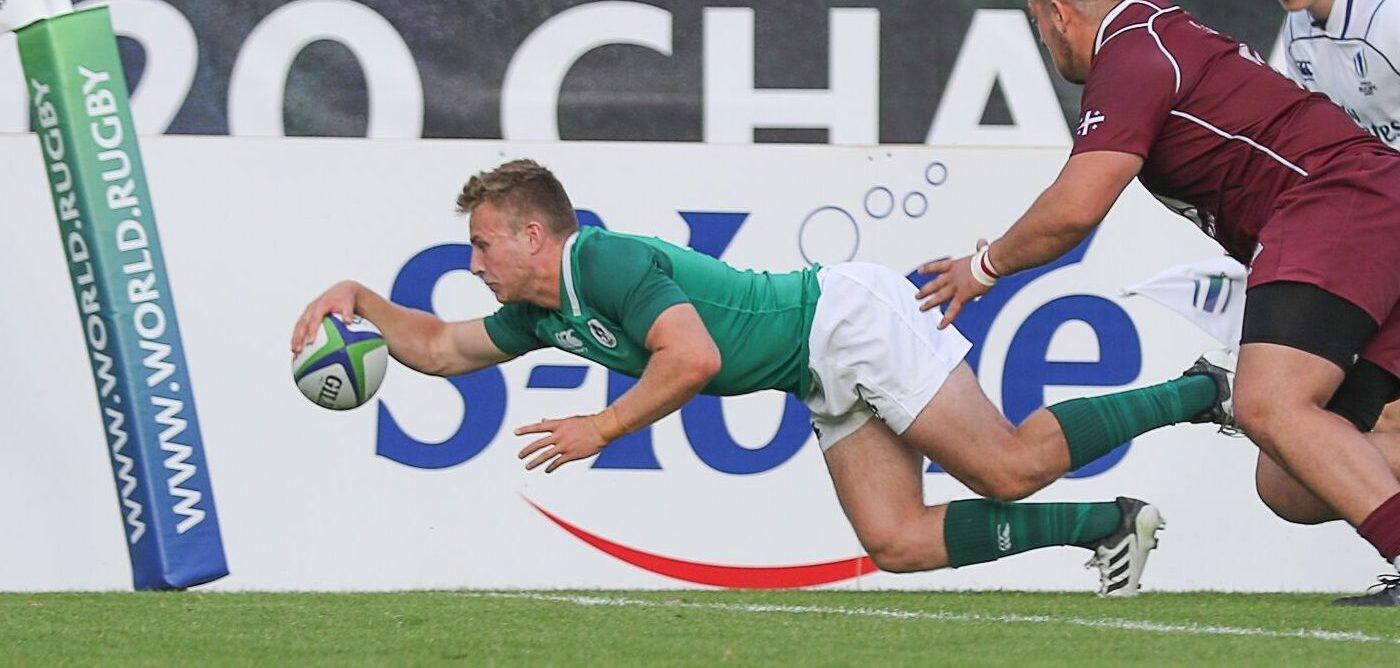 U20 World Championship: Ireland 39 Japan 33
