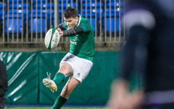 Harry Byrne, Ireland U20 Rugby
