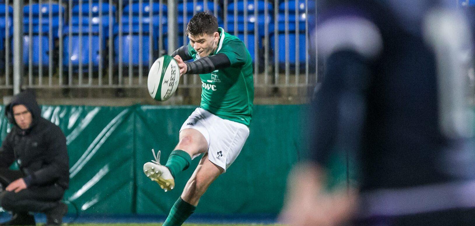 U20 Six Nations: Teams up for Ireland v Scotland