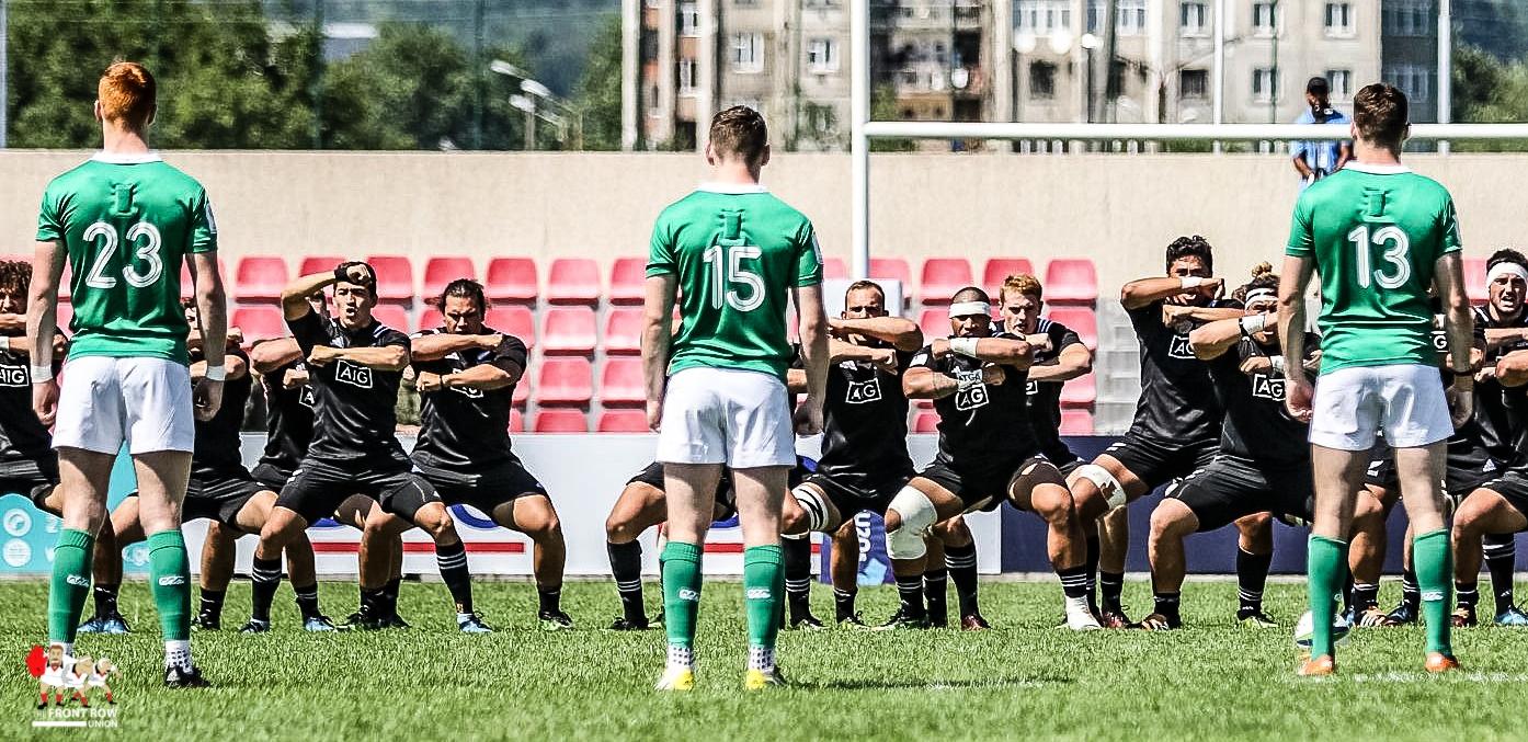 Ireland U20: All you need to know for Ireland v New Zealand