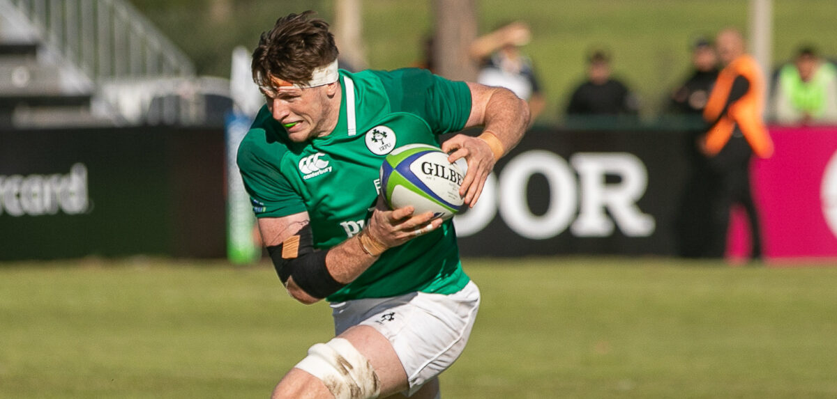 Ireland U20: Six try salvo stuns England.