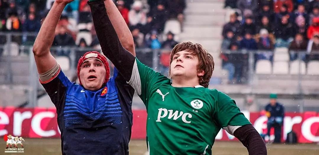 U20 Six Nations: France 12 Ireland 13