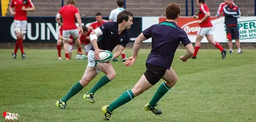 Ireland U20's go through their paces in Cork!