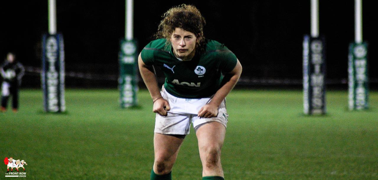 Six Nations: Ireland Women 14 Wales Women 6