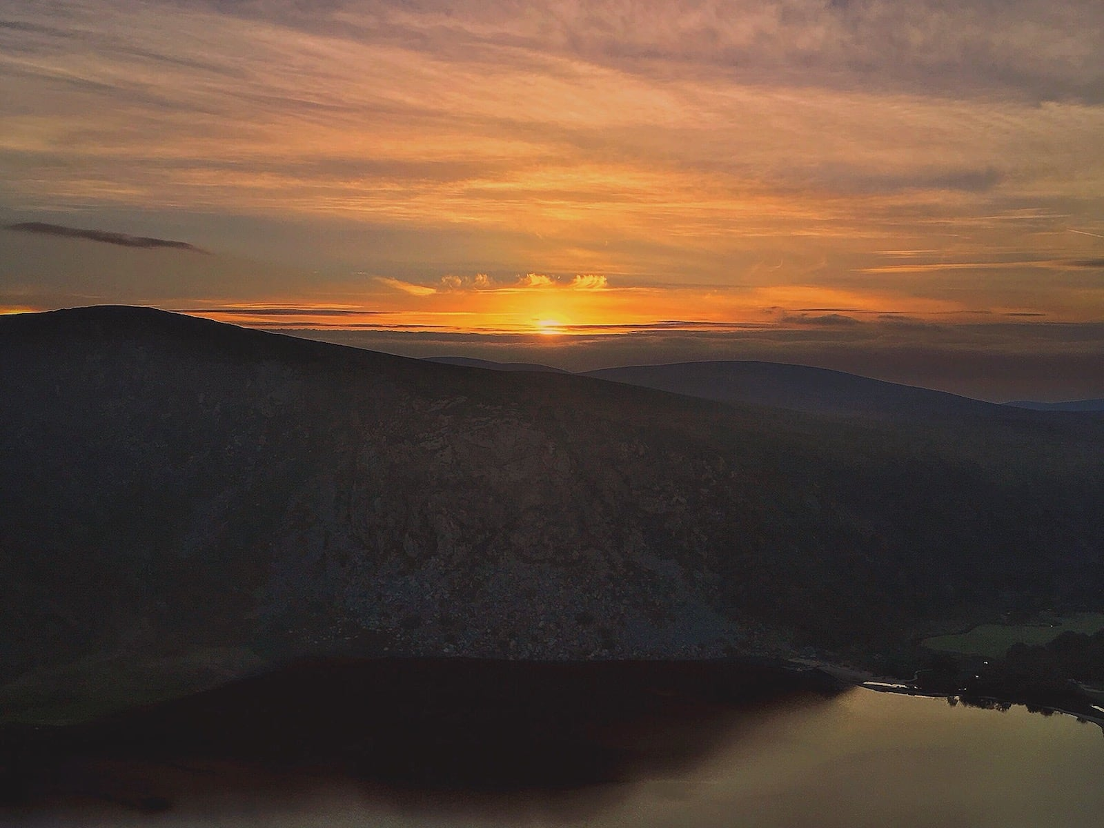 Lough Tay 03 | thefrozendivide