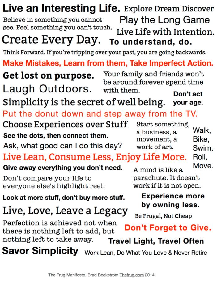The Frug Manifesto