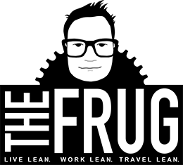 The Frug: Live Lean. Work Lean. Travel Lean.