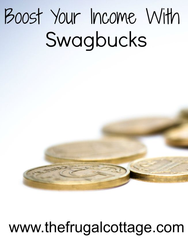 Boost Income Swagbucks