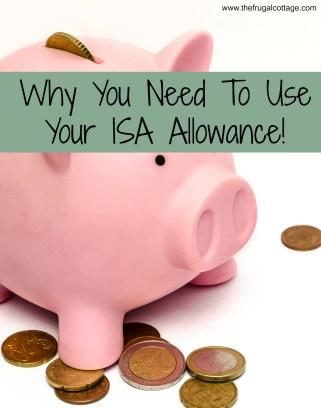 ISA Allowance