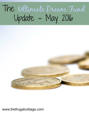 The Ultimate Dream Fund Update May