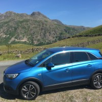 Travelling In Style With The Vauxhall Crossland X