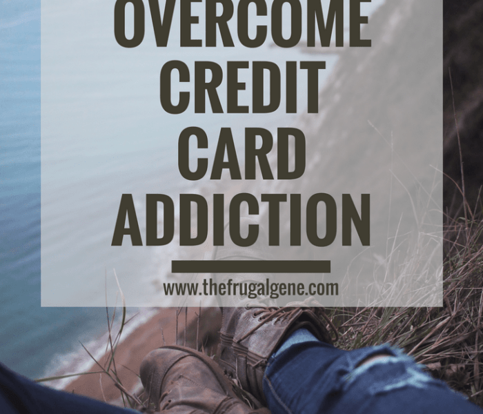 How To Effectively Overcome Credit Card Addiction