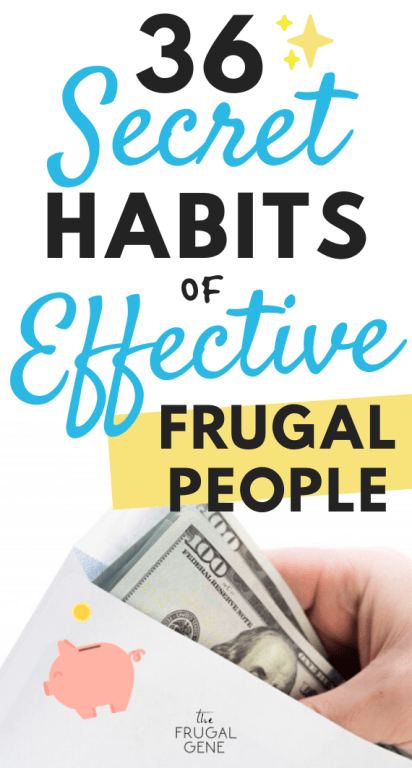 Discover the very effective secret habits behind the frugal & rich. #4 will make you laugh bc it's so true. Save more money NOW! - Guide, stop being broke ideas, article, frugal living, secret hacks, live frugally, grocery shopping, how to be frugal, saving money ideas, frugal habits of the rich, frugal tips to live by, frugal tricks, habits to stop being poor, simple living, lifestyle, hacks, money, 2020, saving money, clever, useful tips tricks saving money, personal finance, financial freedom