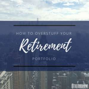 How to overstuff your retirement portfolio for high income earners