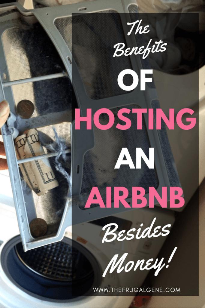 Fringe Benefits of Hosting an AirBnB (Besides Money)
