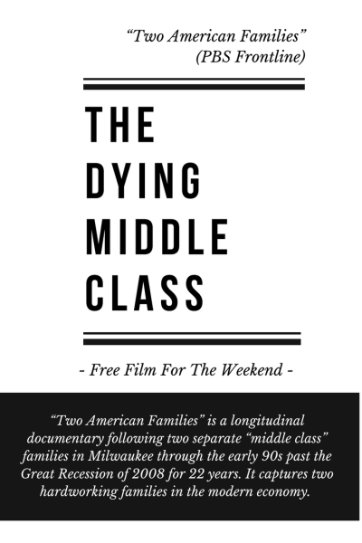 The Dying Middle Class Two American Families Pbsfrontline