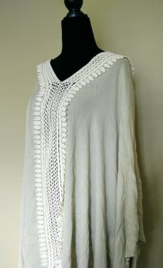dolman-crochet-top